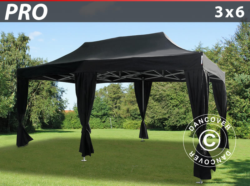 FlexTents PRO – den perfekte rammen rundt hvilket som helst party, eller event