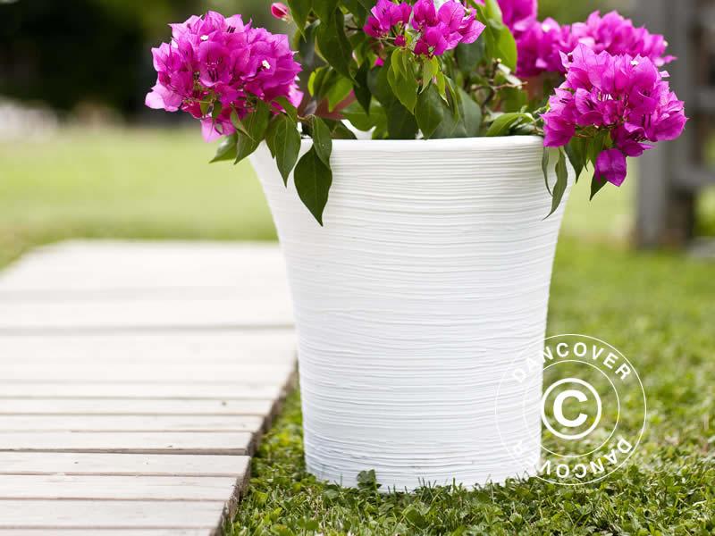 Perfekte potter til sommerblomstene dine