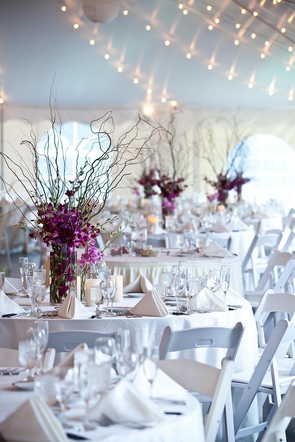 Partytelt for bryllup – kom han med spørsmålet på valentinsdagen?