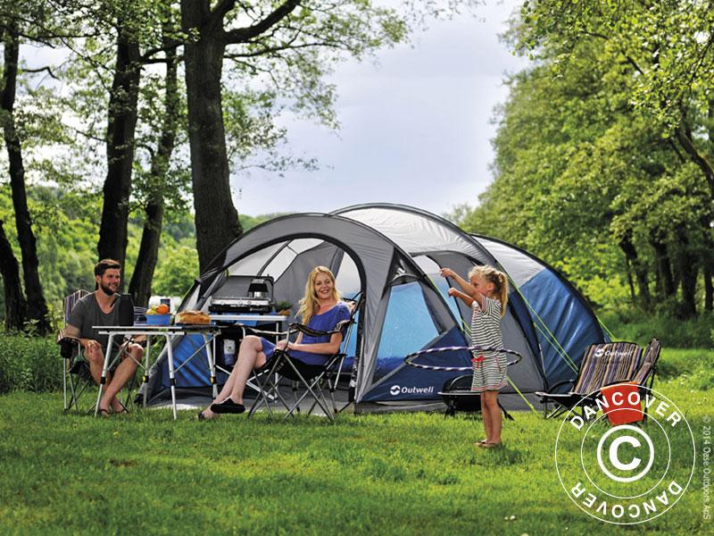 Campingtelt fra Dancover – ditt hjem borte fra hjemmet