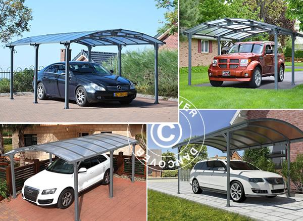 Carport – solid og klassisk oppbevaring
