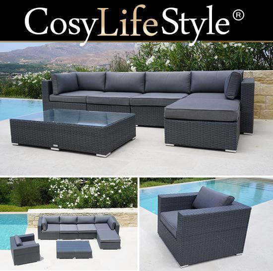 Hagemøbler i polyrotting fra CosyLifeStyle av Dancover